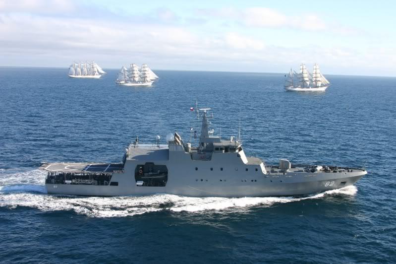 Armada de Chile PZM82enregatabicentenario