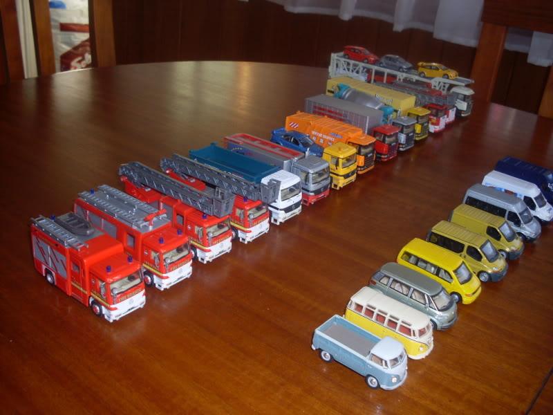 coleccion vehiculos metalicos 1/72 Carama SDC11998