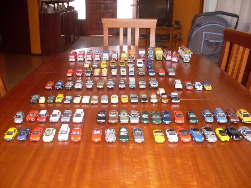 coleccion vehiculos metalicos 1/72 Carama SDC12740