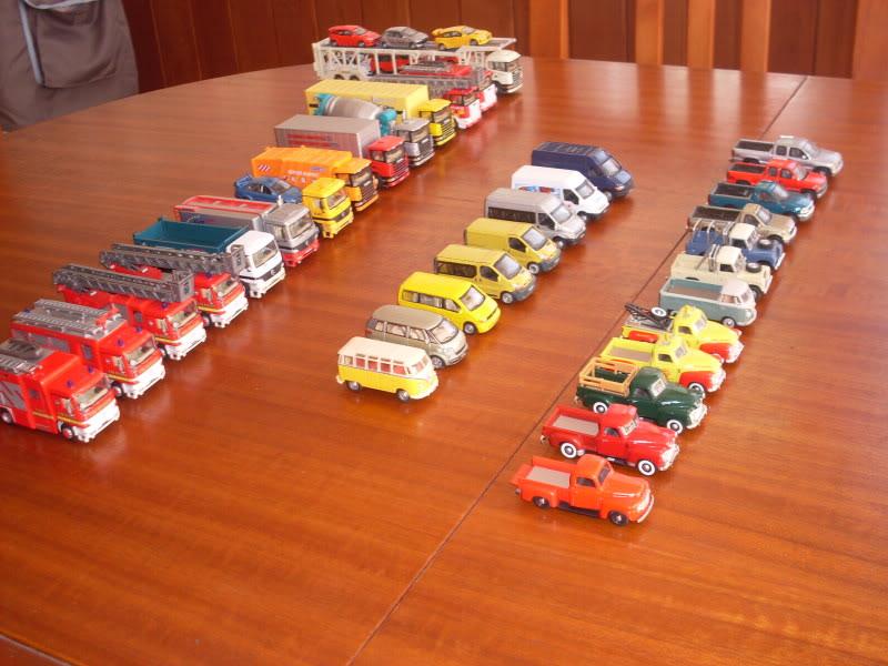 coleccion vehiculos metalicos 1/72 Carama SDC12745