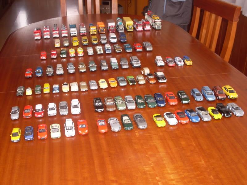 coleccion vehiculos metalicos 1/72 Carama SDC12751