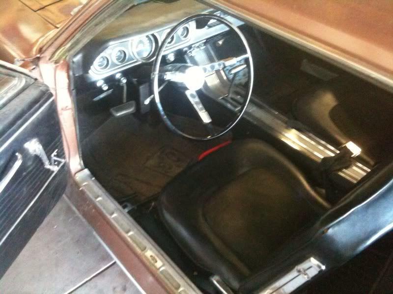Andy's 66 Mustang Mustang4