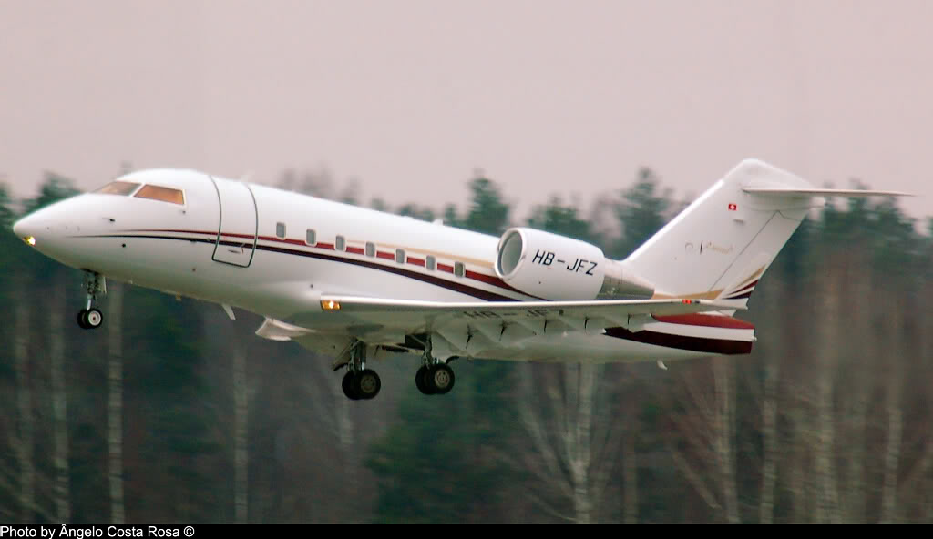 Biz aviation worldwide HB-JFZ