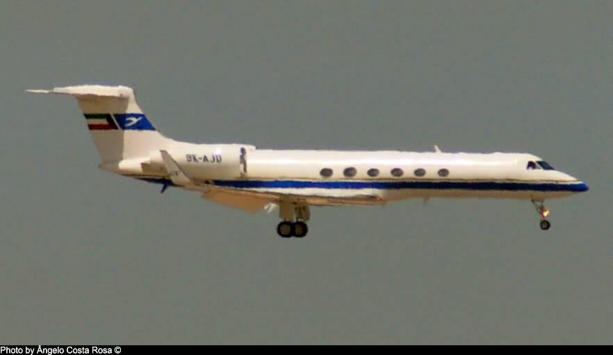 Biz aviation worldwide 9K-AJD