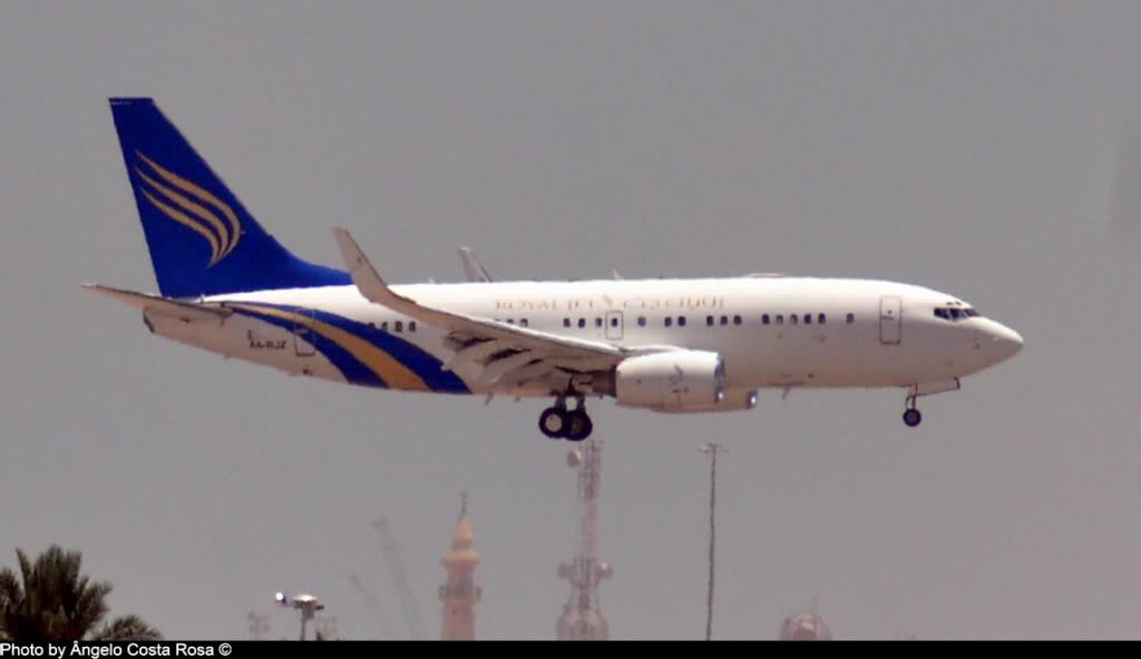 Doha, Qatar ( DOH / OTBD) A6-RJZ