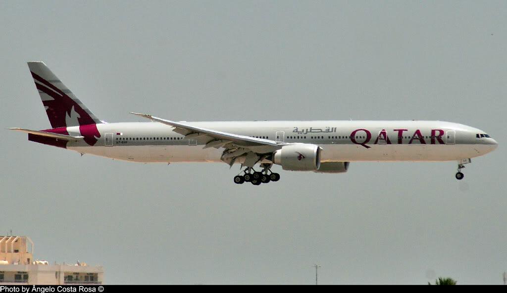 Doha, Qatar ( DOH / OTBD) A7-BAF-3