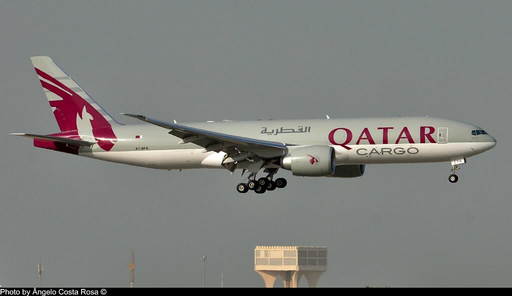 Doha, Qatar ( DOH / OTBD) A7-BFA