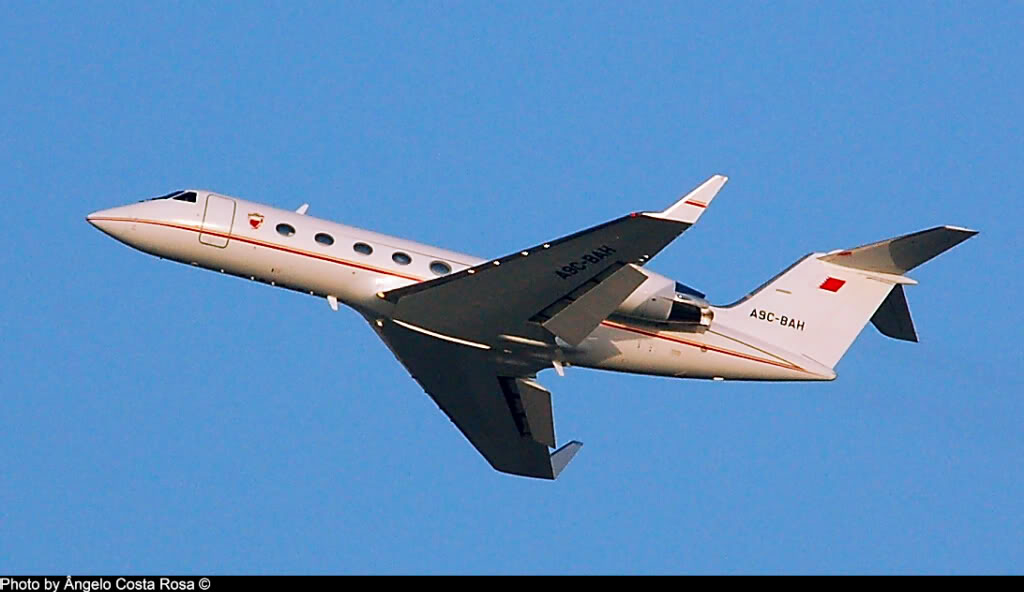 Biz aviation worldwide A9C-BAH