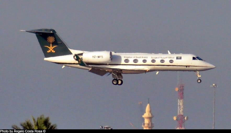 Biz aviation worldwide HZ-MF5-1