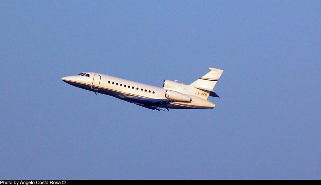 Biz aviation worldwide LX-AFD