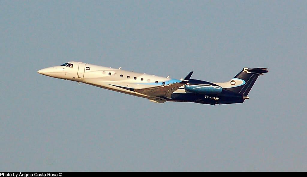 Biz aviation worldwide VP-CMK