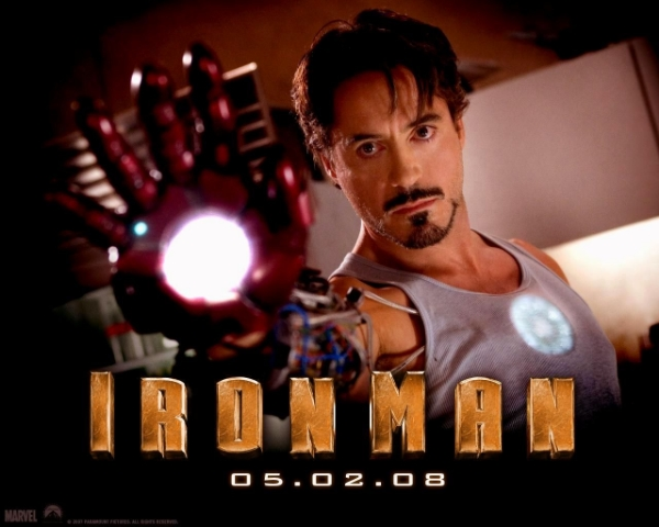 Ranking the MCU films Iron-Man-2008