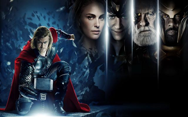 Ranking the MCU films Thor-2011-Wallpaper