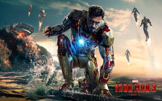 Ranking the MCU films Ironman-3