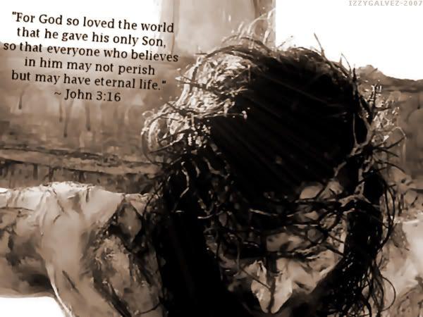 Cool verse! IZZYGALVEZ-JesusCross-John3-16-S-1