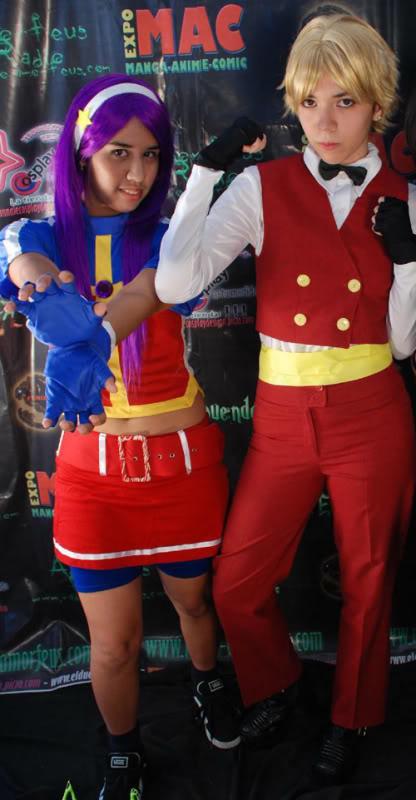 Los cosplays de Glory x3 888