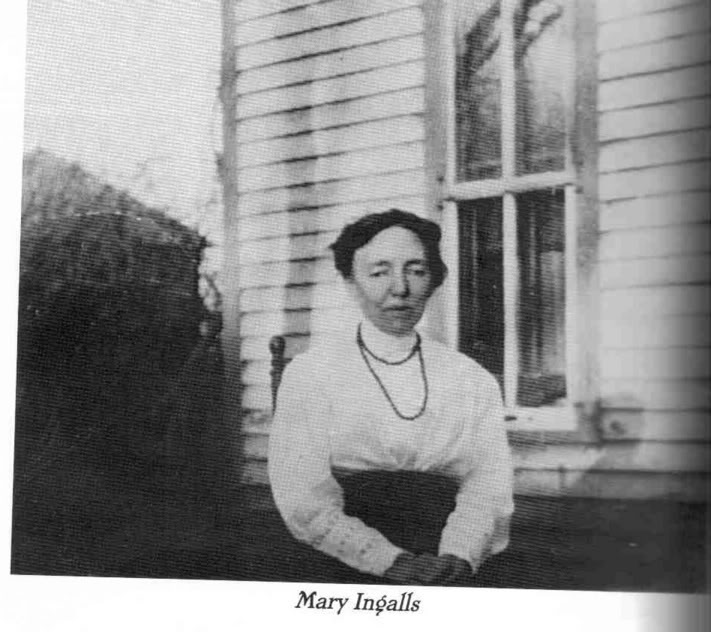 Ingalls' Family Photos Maryold