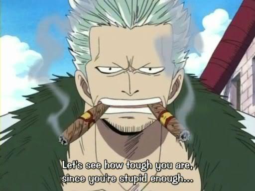 Gallerie des pires gueules de persos de manga/anime.. Smokertoughbutstupid