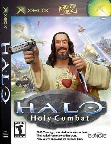 New Halo Game Halo20holy20combat