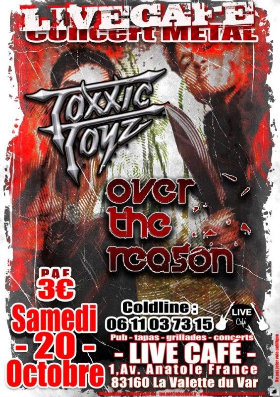 TOXXIC TOYZ news - Page 14 Toxxictoyz20octobre2012