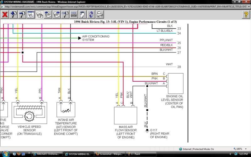 Engine Wiring Harness Diagrams - Series II SC 2