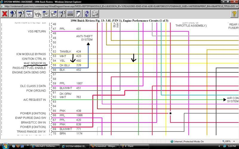 Engine Wiring Harness Diagrams - Series II SC 5