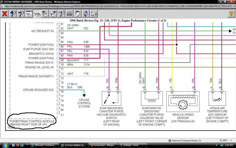 Engine Wiring Harness Diagrams - Series II SC 6
