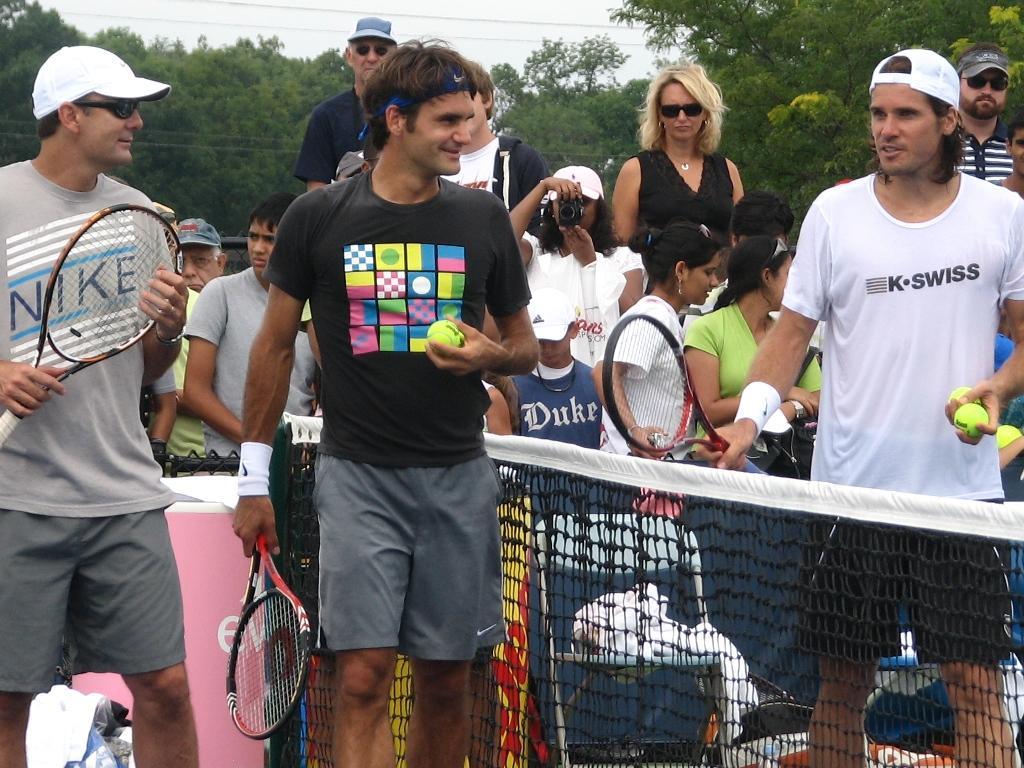 Masters 1000 de Cincinati 2011, 13 al 21 de Agosto  KristCincy11_0814_P117