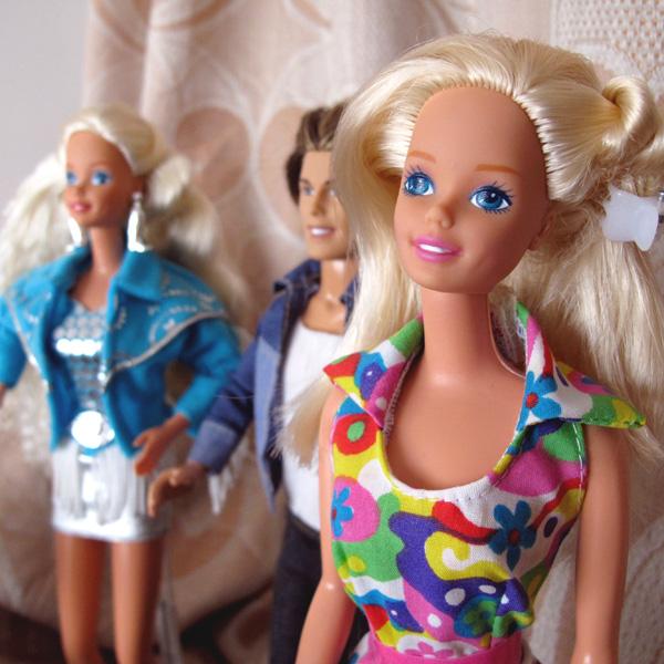 Mikaella: Они поселились у меня  - Page 2 Bali-Barbie