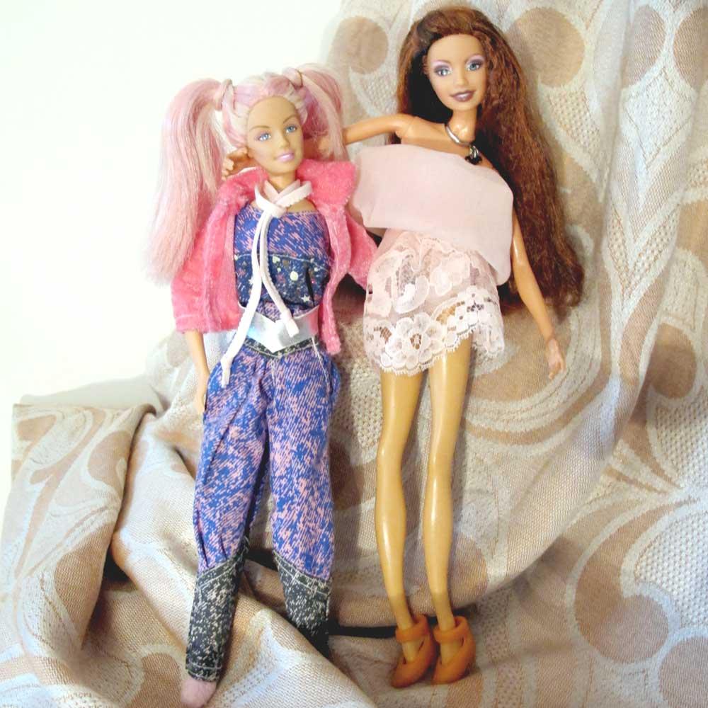 Barbie identificēšana \ Опознание куклы Барби - Page 9 IMG_1771