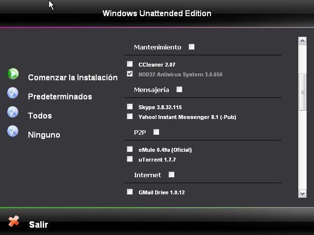 Windows Xp SP3 - Español [7Links][Full] ]+ Generador Premium Ue3