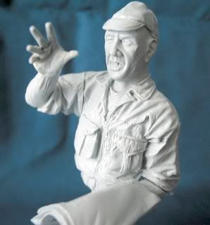 AC models French Officer Indochina 1954  bust IMG_0005