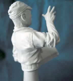 AC models French Officer Indochina 1954  bust IMG_0007