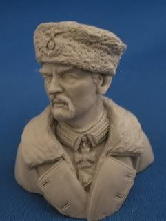 New World Miniatures German Cossack Bust IMG_0078