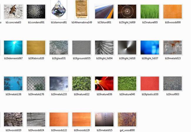 Packs de Texturas Texturas3
