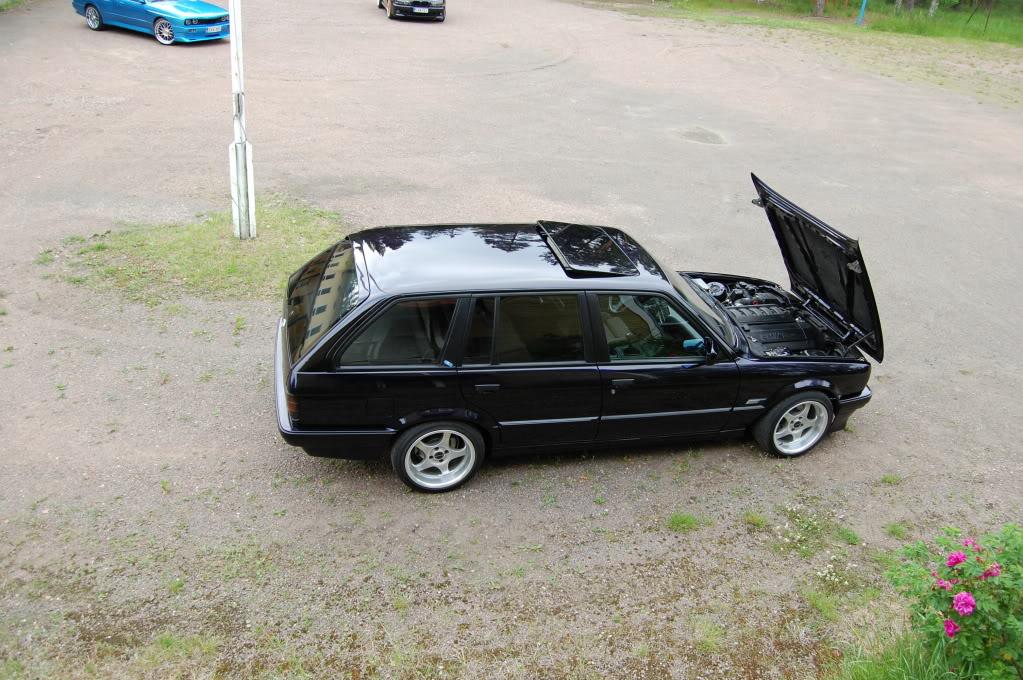 E30 Touring 24V patilla ja Käyttis E36 Coupe DSC_0758
