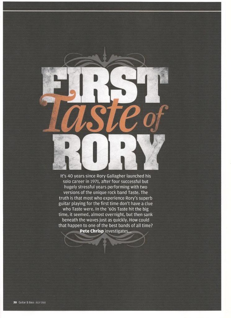 Rory dans les revues et les mags - Page 6 1001