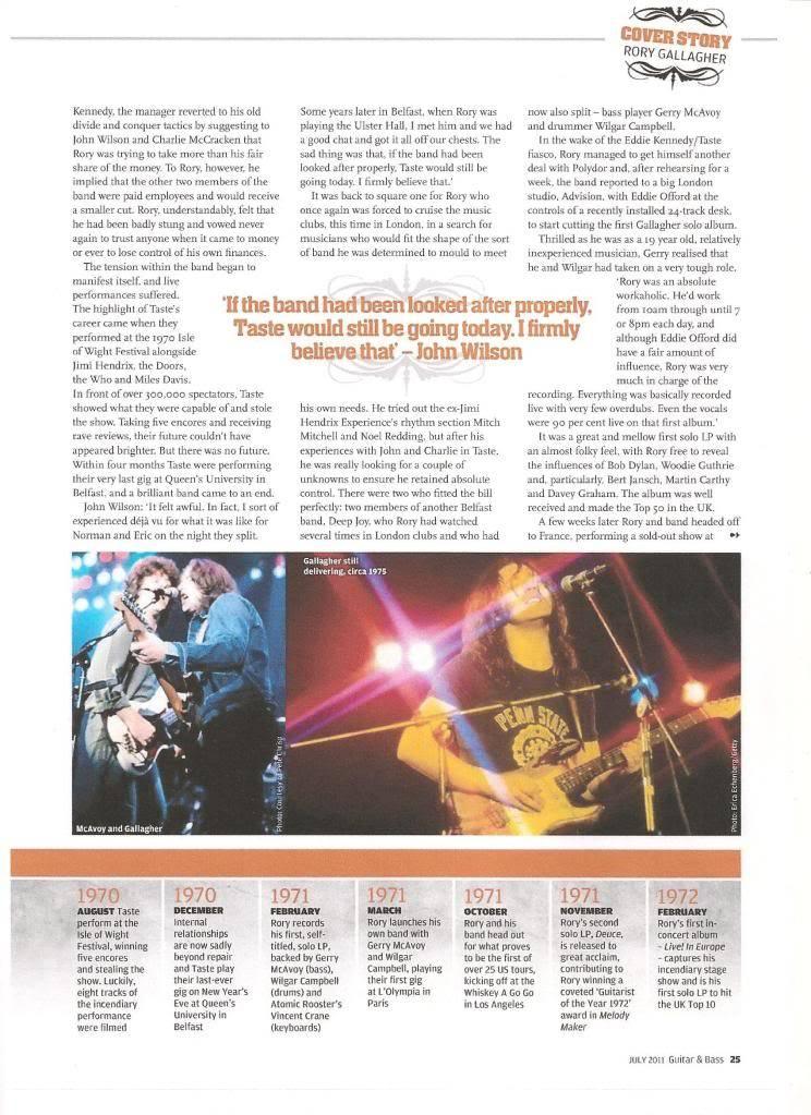 Rory dans les revues et les mags - Page 6 6