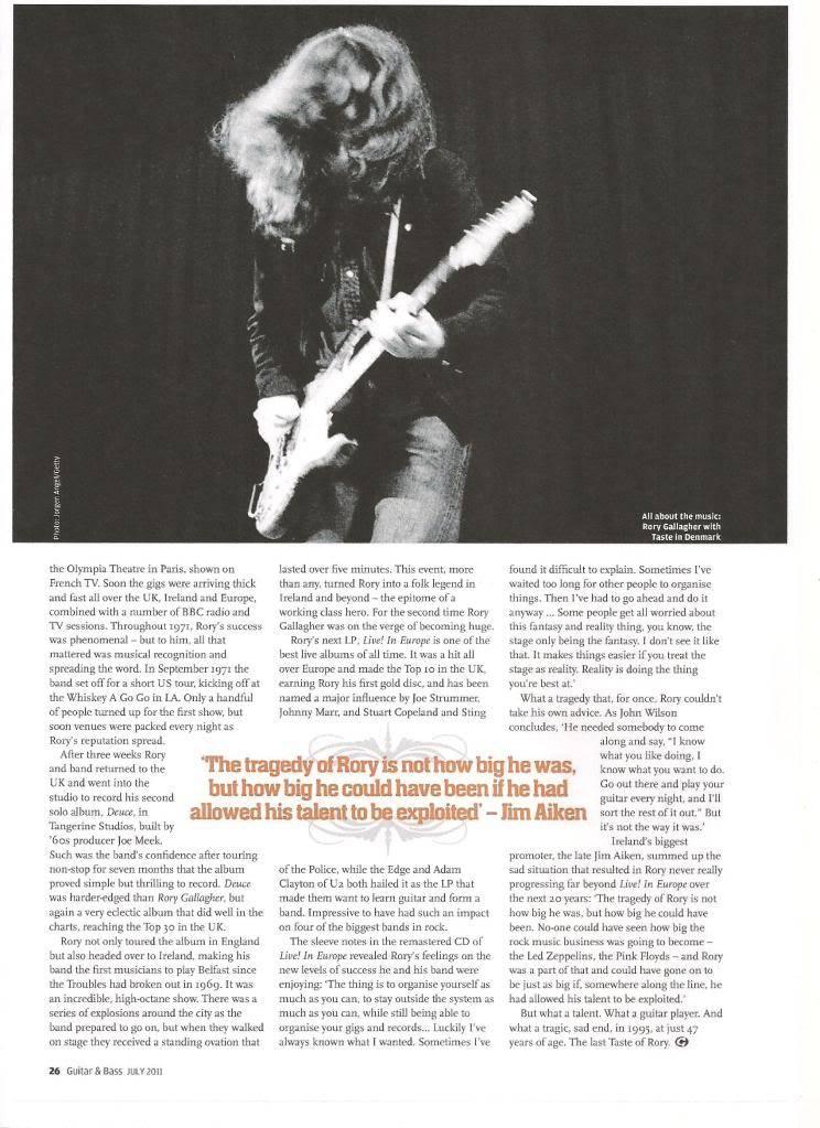 Rory dans les revues et les mags - Page 6 7
