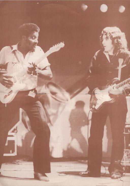 Photos de Joseph Carlucci-Paleo festival, Nyon, 22 Juillet 1983 Deucefanzinenr33AlbertCollinsandRoryGallagher22jul1983