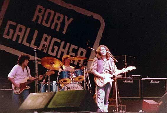 Photos Jonathan Brown, Rock on the Tyne, 30 août 1981 Gatesheadaug301981