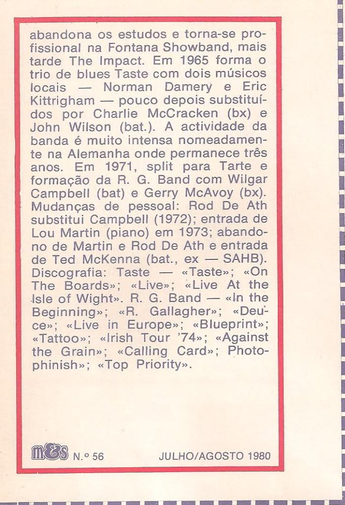 Votre collection Gallagherienne - Page 4 Musicaesom12