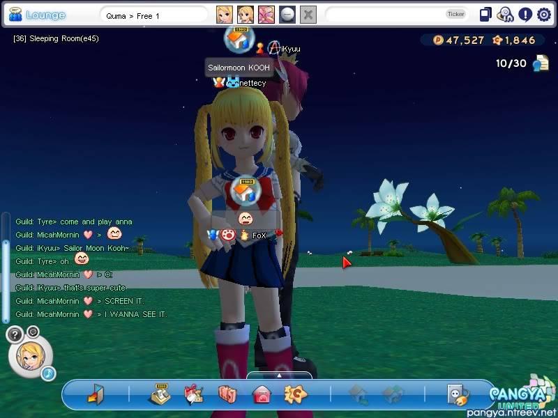 Sailor Moon Kooh! Pangya_034