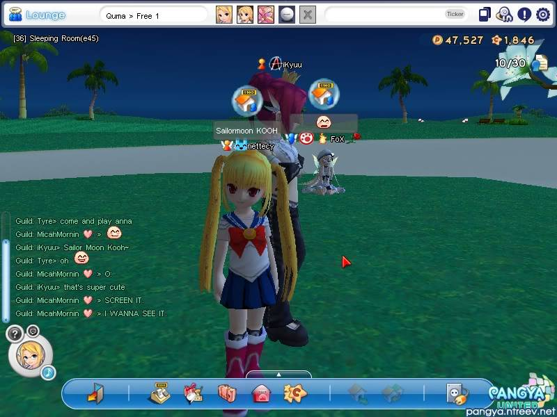 Sailor Moon Kooh! Pangya_035