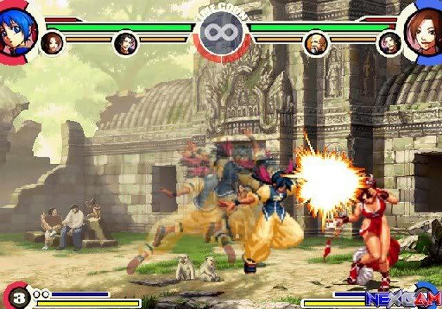 [MF]♥♥ Game Protable chơi trên USB, PC không cần cài đặt ( Nhẹ và Hay) ♥♥ - Page 3 King-of-fighters-xi_02b