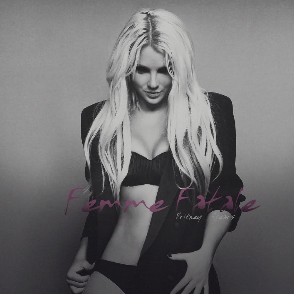 Britney Spears >> Femme Fatale Fatalala