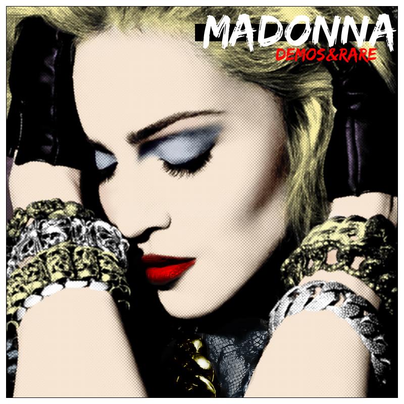 Madonna - Demos & Rare Mademos