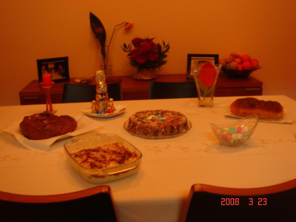 O meu ninho e a minha mesa na Páscoa Fotospascoaedoforum029