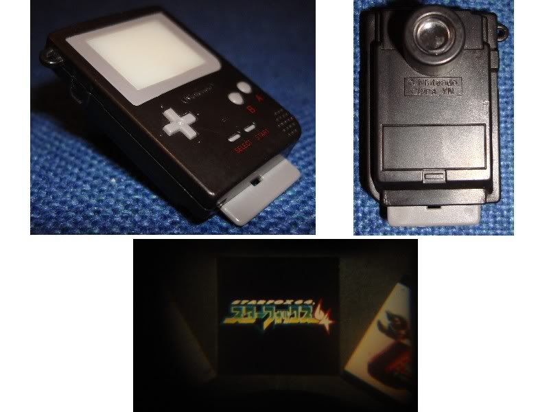 Star Fox Merchandise SF64SlideViewer