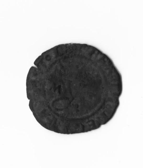 Blanca a nombre de RRCC (Toledo, 1535-1560) ensayador Baltasar Manzanas [WM n° 7014] Imagen1c